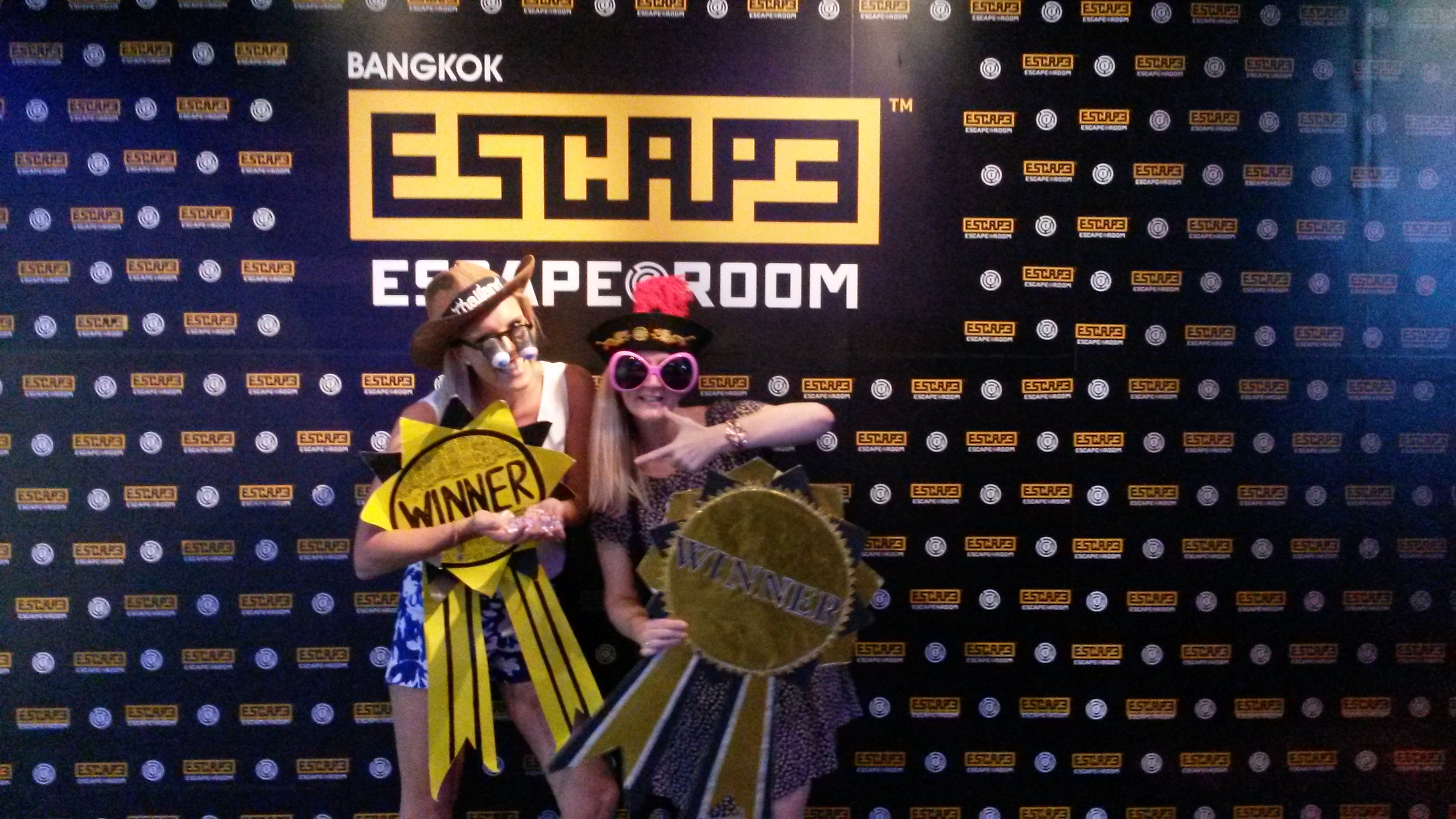 Newly Opened April 2015, The Escape ROOM! – Beyond Khao San Road